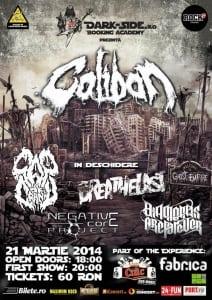 Caliban | Cap de Craniu | Breathelast