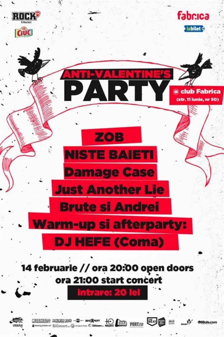 Anti-Valentine`s Party