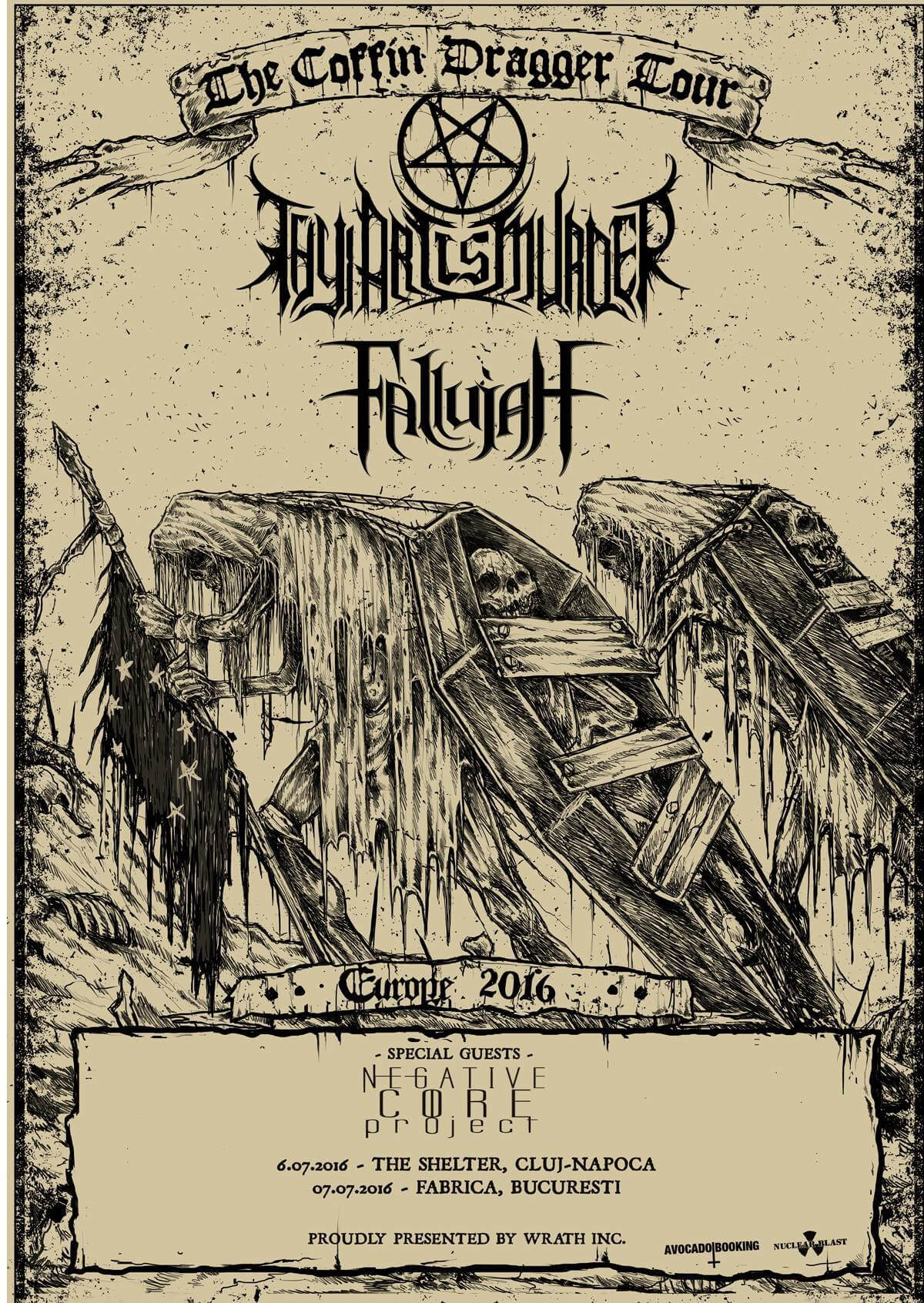Thy Art is Murder | Fallujah
