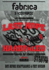 Last Hope - Hardfaced