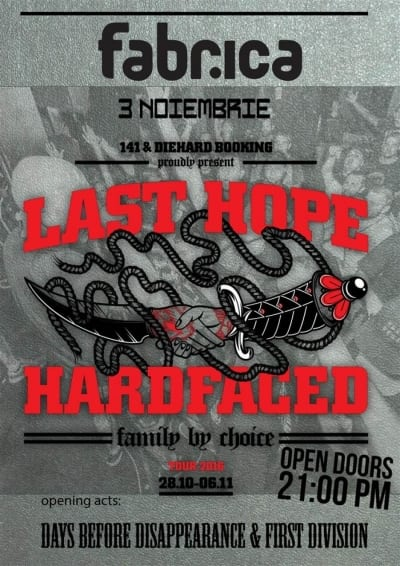 Last Hope - Hardfaced