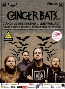 Cancer Bats Can
