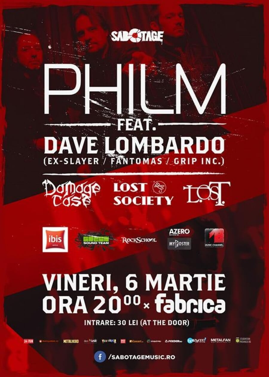 Philm feat. Dave Lombardo