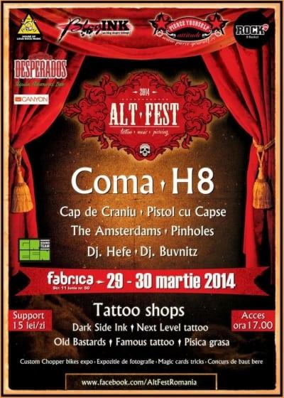 Coma | H8