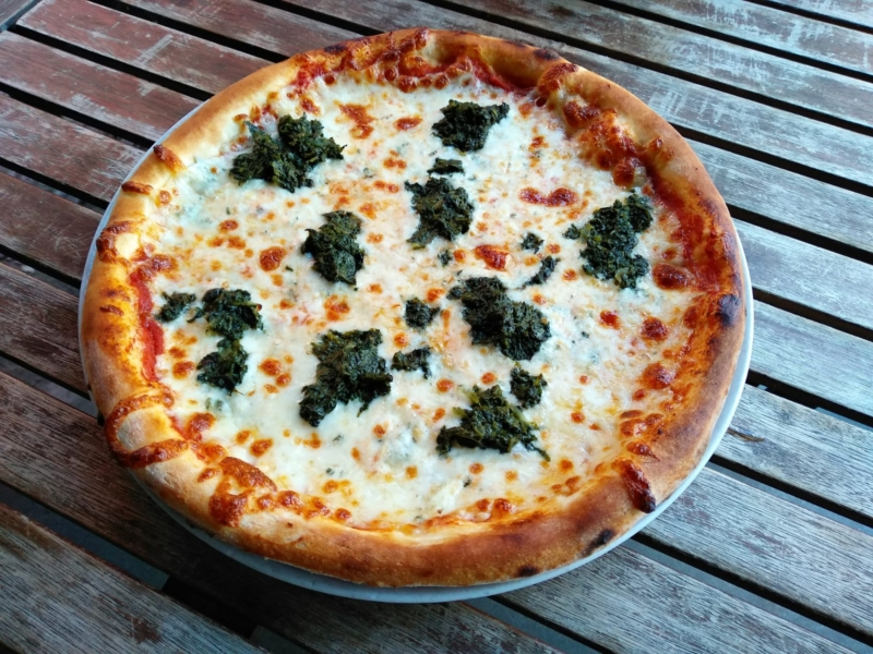 Pizza Popeye – Probabil cea mai bună pizza pe care ai mâncat-o vreodată