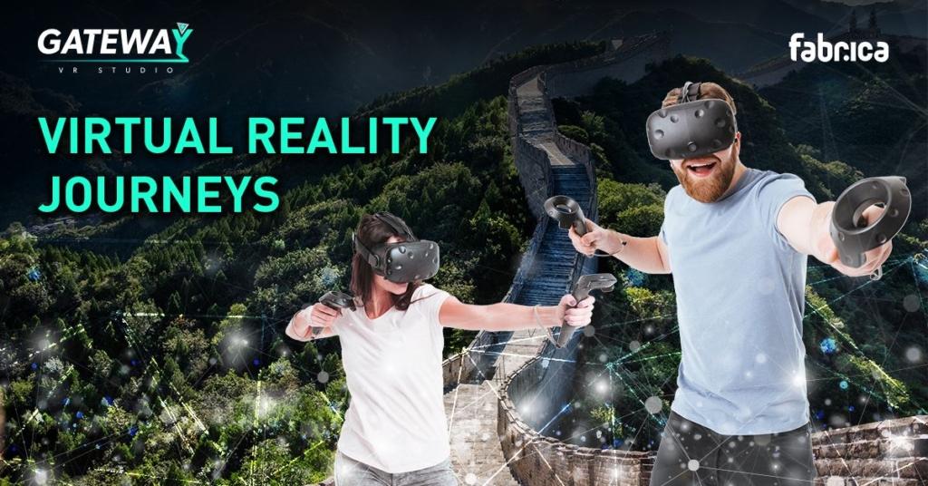 Virtual Reality Journeys - Fabrica