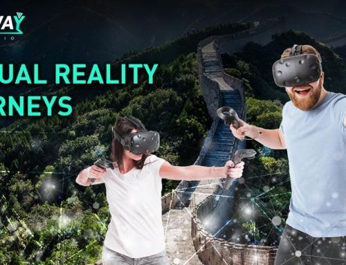 GATEWAY – Sau cum sa evadezi din realitate cu Fabrica si portalul de jocuri si distractii VR
