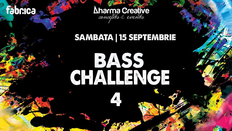 Bass Challenge 4