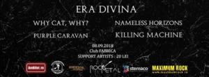 ERA DIVINA-WCW-Nameless Horizons-Purple Caravan-Killing M