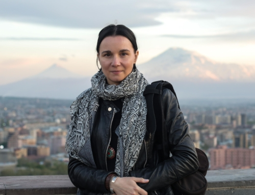 Andreea Tanase: Prin fotografie pot sa spun lucruri pe care, de multe ori, nu reusesc sa le exprim la fel de intens si in cuvinte