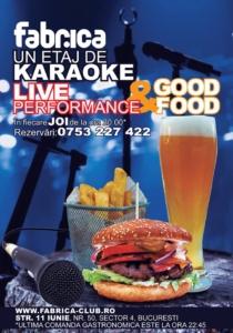 Un Etaj De Karaoke