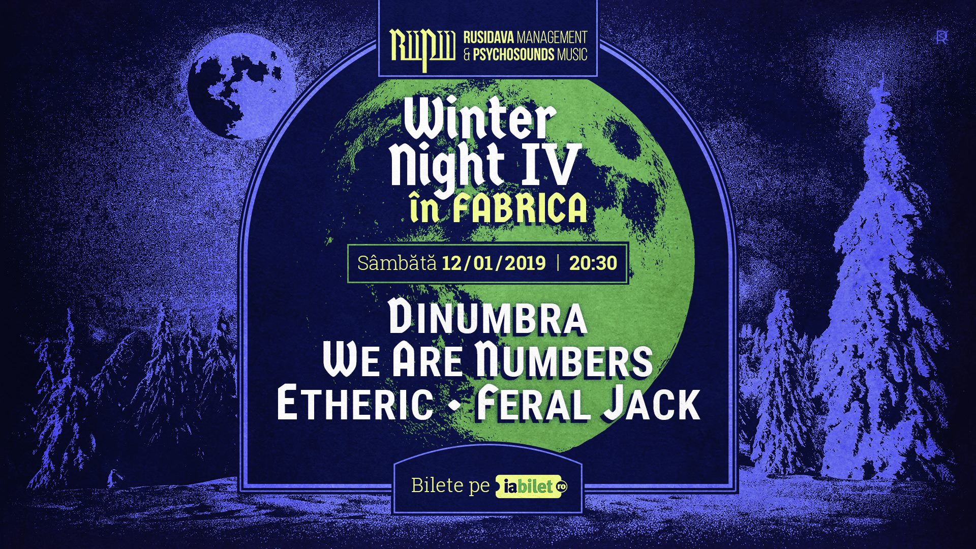 Winter Night in Fabrica - part IV