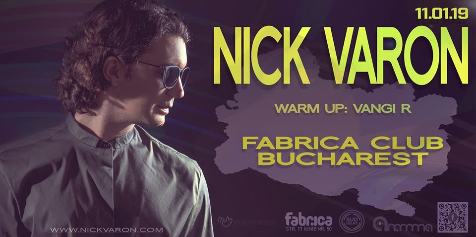 Anamma presents Nick Varon
