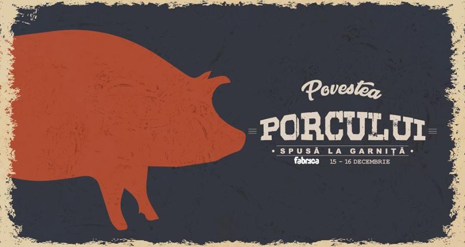 Povestea Porcului spusa la Garnita