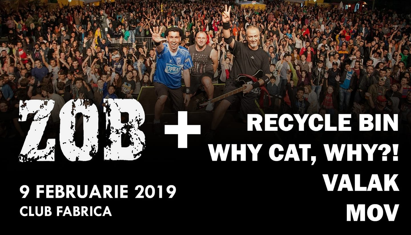 Zob Recycle Bin Why Cat, Why Valak MOV