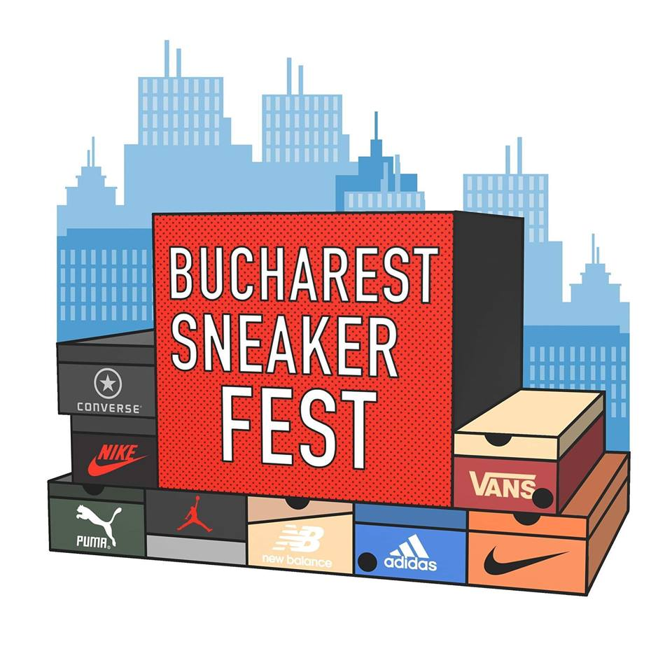 Fabrica De Sneakers By Bucharest Sneaker Fest