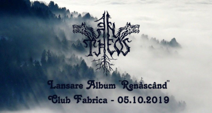 An Theos - Lansare Album Renăscând