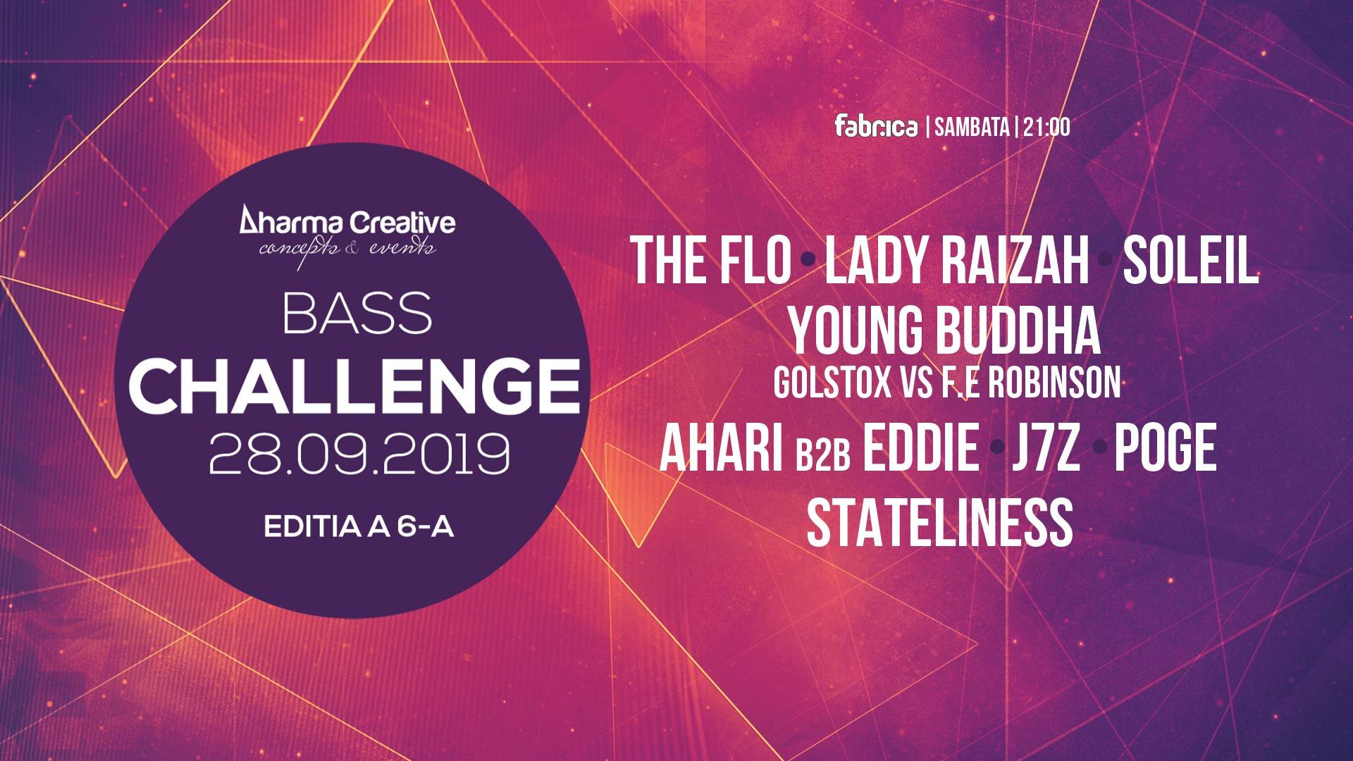 Bass Challenge 6 - Diversity