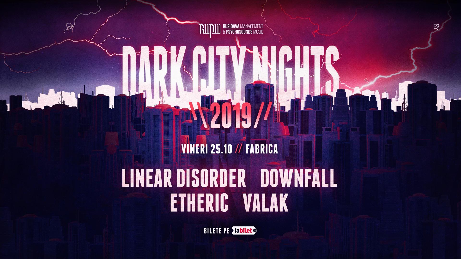 Dark City Nights 2019
