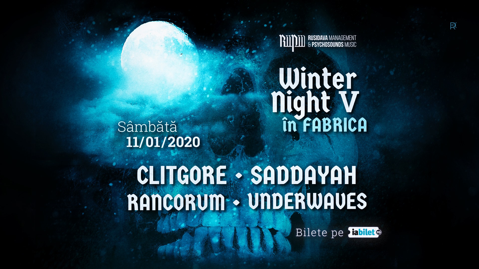 Winter Night in Fabrica - part V