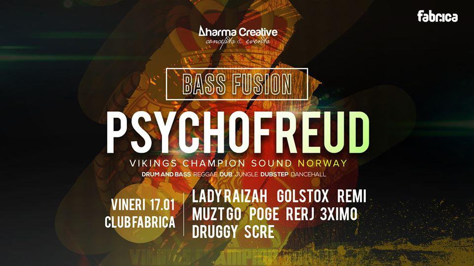 Bass Fusion - Psychofreud