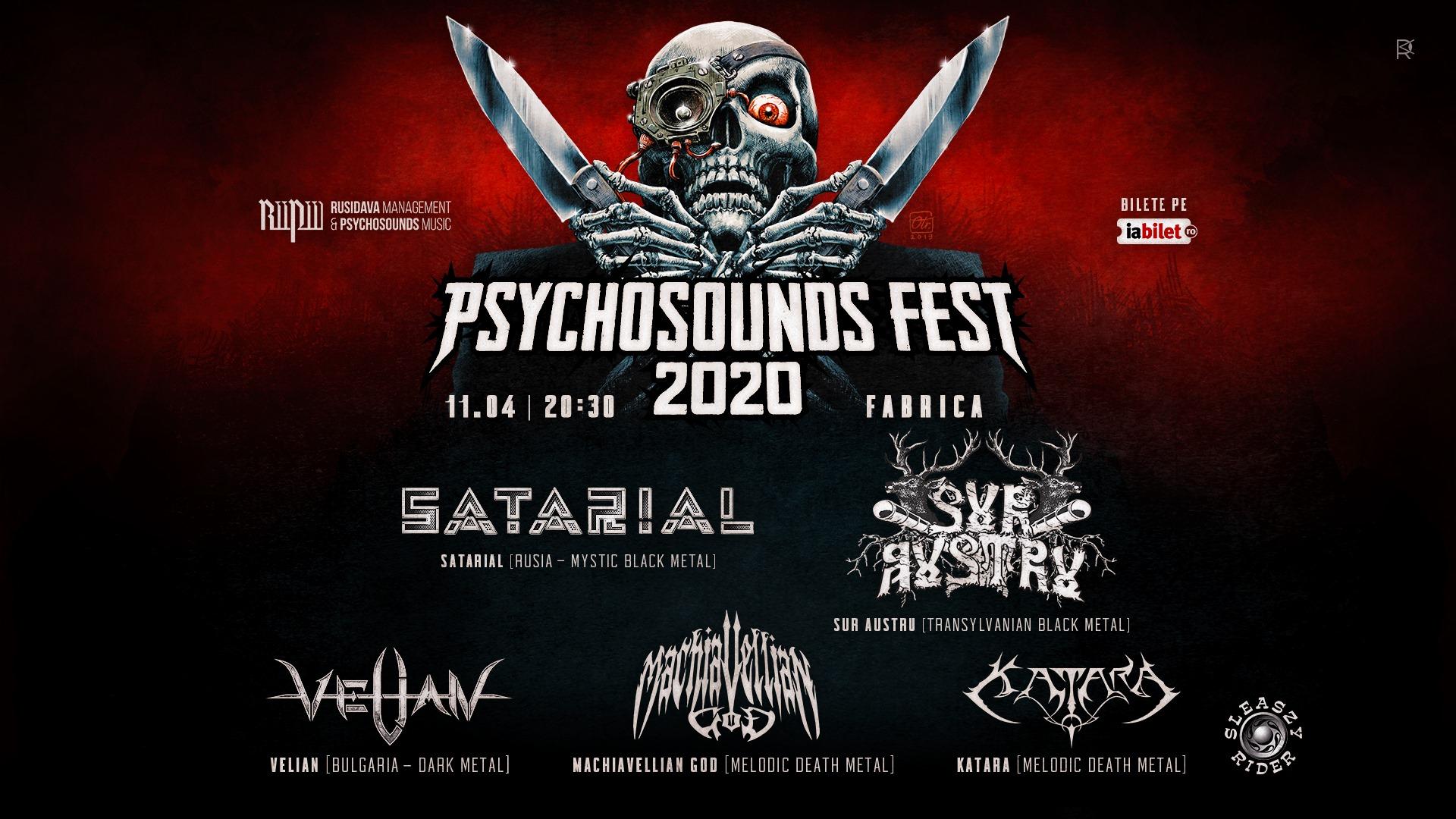 Psychosounds Fest 2020
