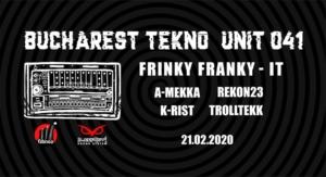 Bucharest Tekno Unit 041