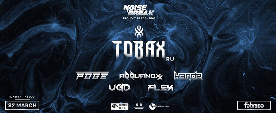 NoiseBreak w TOBAX (Eatbrain - Ru)