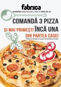 Fabrica Oferta Pizza